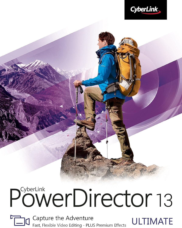 Cyberlink PowerDirector 13 Ultimate