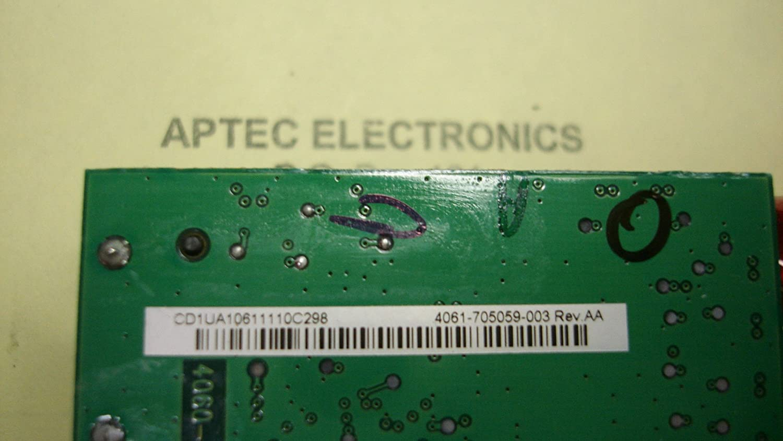 4061 705059 003 Rev Aa Wd Controller Board My Book Hard Drive Circuit Pcb Essential 1tb 15tb 2tb Computers Accessories