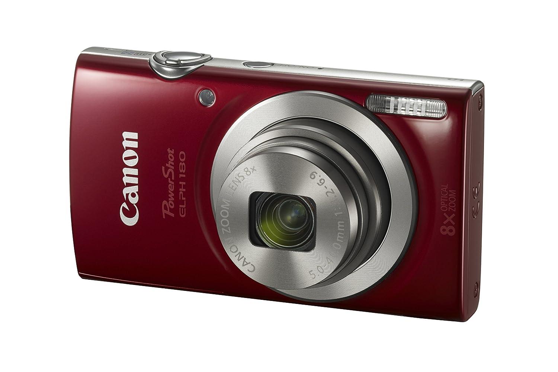 Canon PowerShot ELPH 180 Review