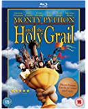 Monty Python and the Holy Grail [Blu-ray] [1975] [Region Free]