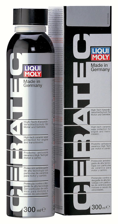 2 x LIQUI MOLY 3721 300ml - CERA TEC Aditivo para aceite de motor: Amazon.es: Coche y moto