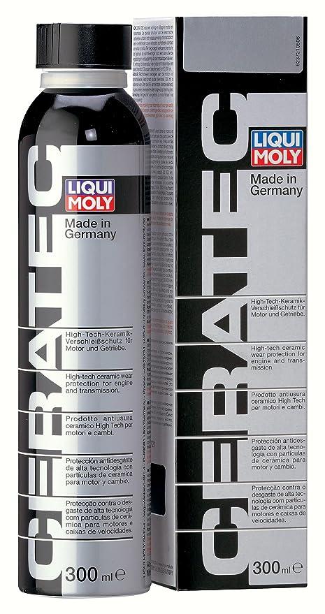 Liqui Moly 3721 Cera Tec Aceite de Motor, Naranja, 300 ml