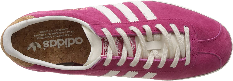 Adidas Originals Gazelle Originals, Chaussons Sneaker Femme, Rose (bold Pinkoff Whitegold Met.), 38