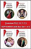 Harlequin Presents - September 2020 - Box Set 1 of 2