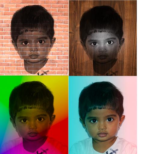 Photo color Texture