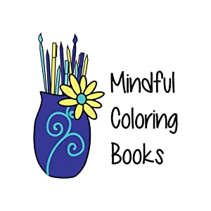 Mindful Coloring Books
