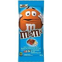 M&M's Minis and Rice Crisp Milk Chocolate Bar, 107g
