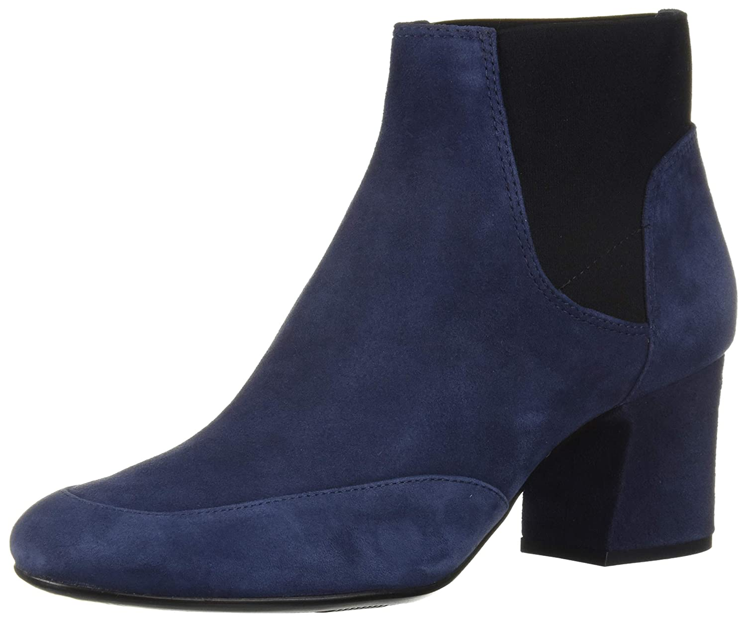 Inky Navy Naturalizer Womens Danica Ankle Boot