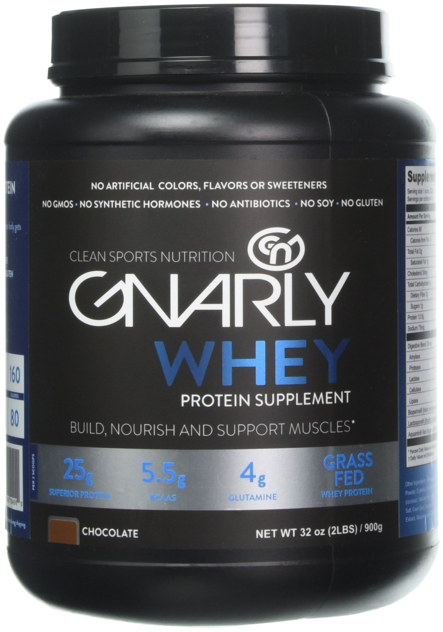 Amazoncom Gnarly Nutrition Bcaa Workout Supplement All Natural