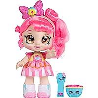 Kindi Kids MO50006 Snack Time Friends Toddler Doll, Donatina