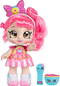 Kindi Kids 50006 Snack Time Friends Donatina Doll