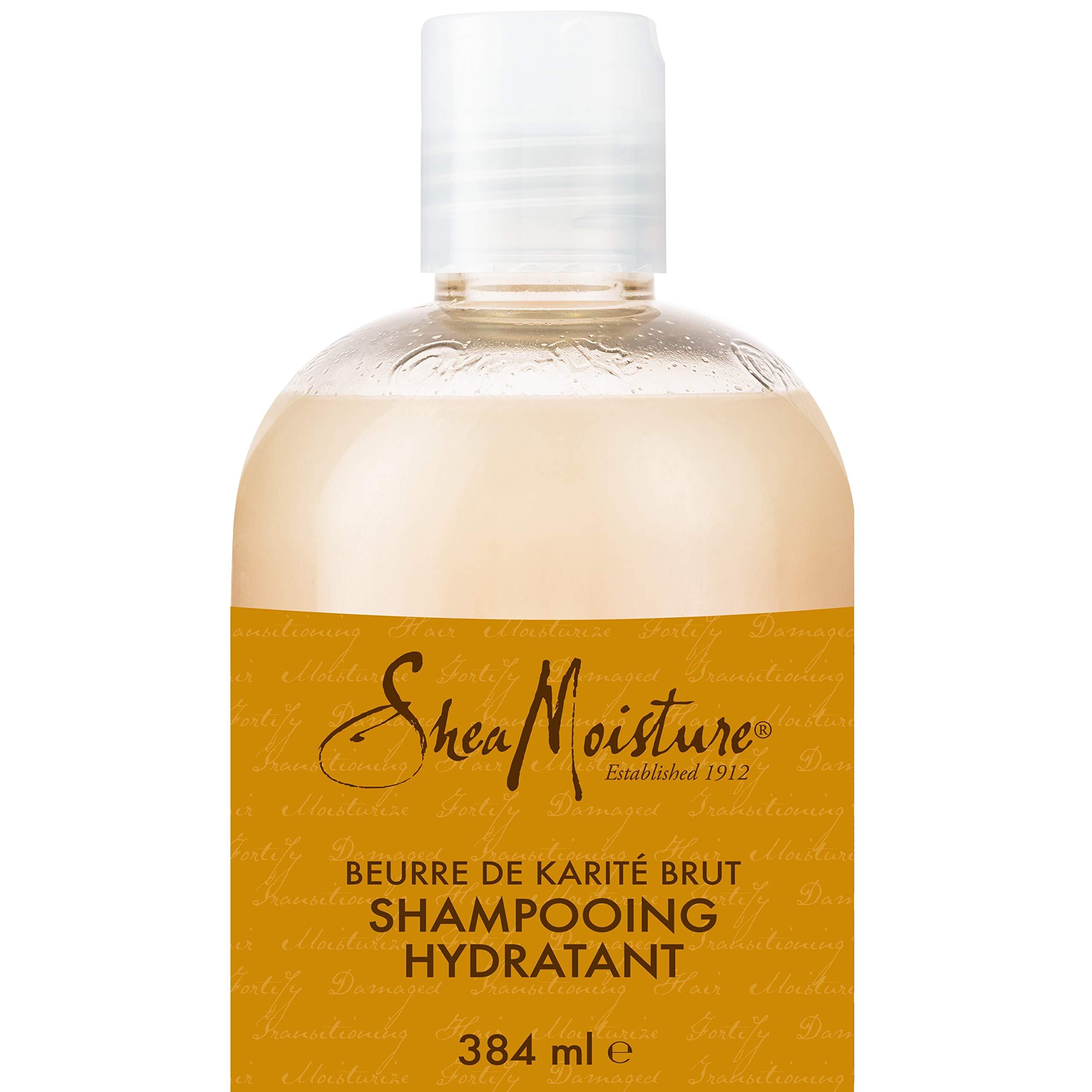Shea Moisture Raw Shea Butter Moisture Retention Shampoo, 379 ml