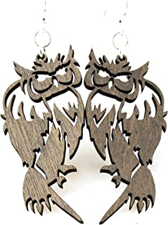product image for Barn Owl Earrings