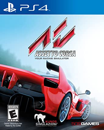 Assetto Corsa Playstation 4 Ps4 Playstation 4 Computer And Video