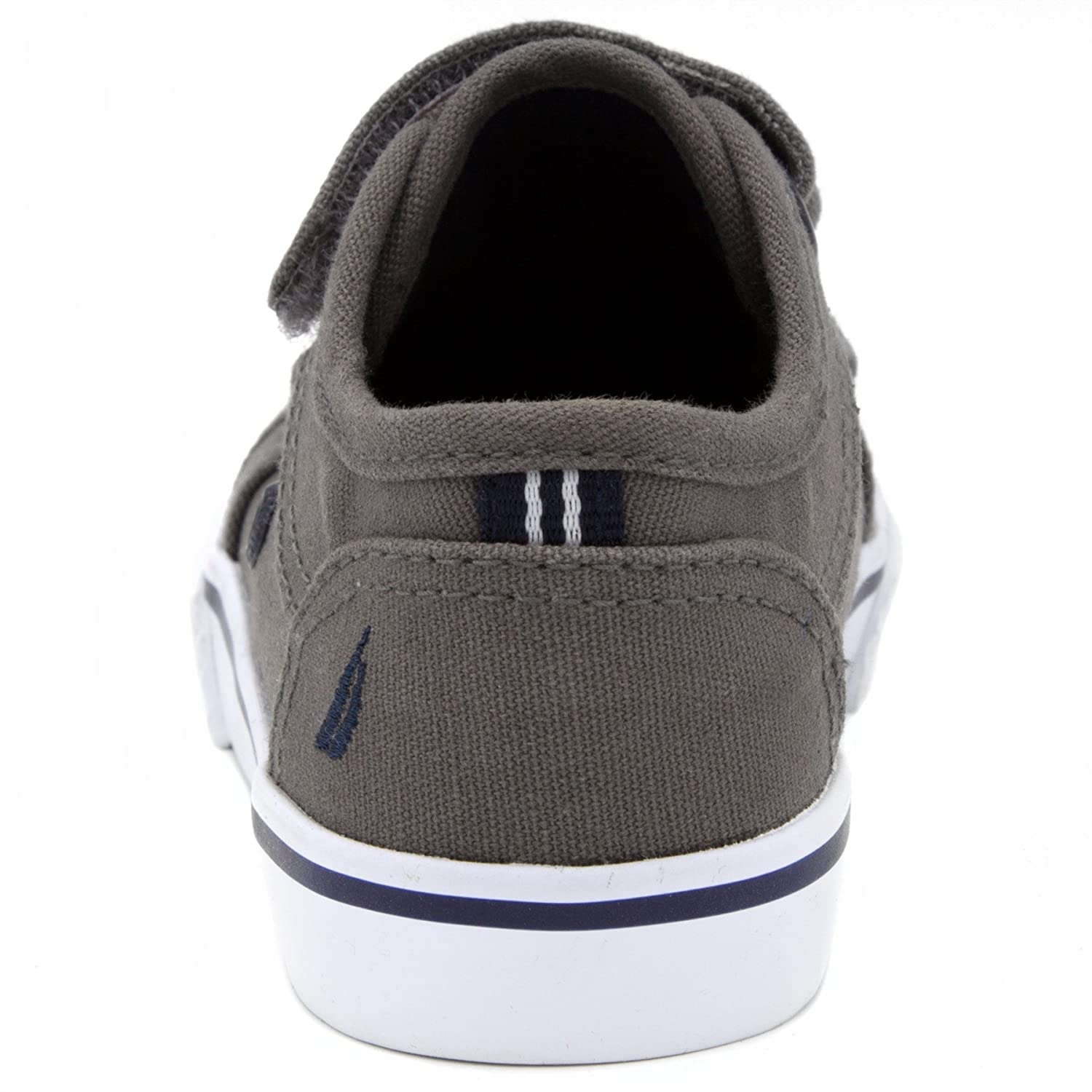 Nautica Kids Calloway Sneakers Adjustable Straps Bungee Straps Casual Shoes Toddler//Little Kid