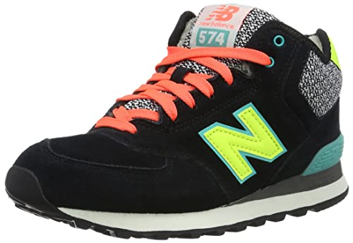 new balance damen 574 mid hohe sneakers