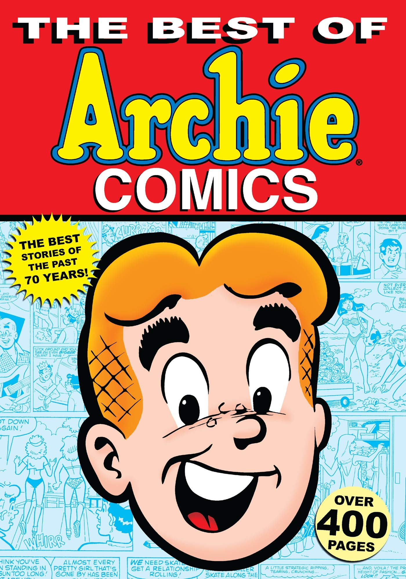 The Best Of Archie Comics Archie Superstars 9781879794849 Books