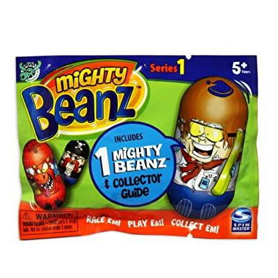 Mighty Beanz Limited Edition Single Pack - Mad Scientist: Toys & Games