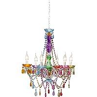Kare 64305 Starlight Rainbow - Lámpara tipo araña