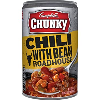 Campbell's Chunky Chili – Beef & Bean Roadhouse