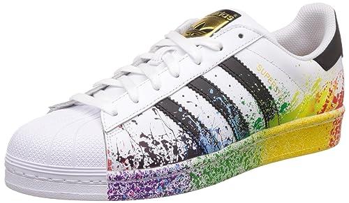 adidas superstar damen rainbow