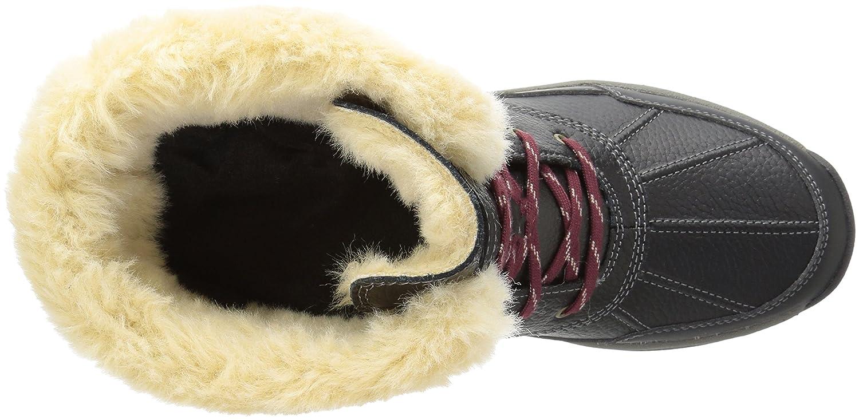 CLARKS Women's Emslie Sinai Wide Calf Riding Boot B01MR56N7R 9.5 W US|Black Leather