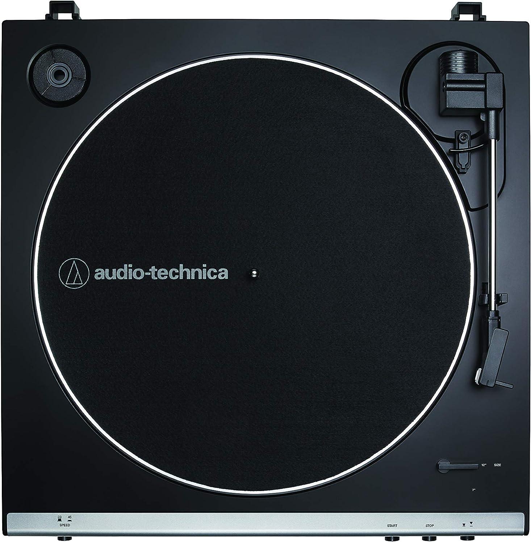 Audio-Technica AT-LP60XUSB - GIRADISCOS AUTOMÁTICO ESTÉREO DE ...