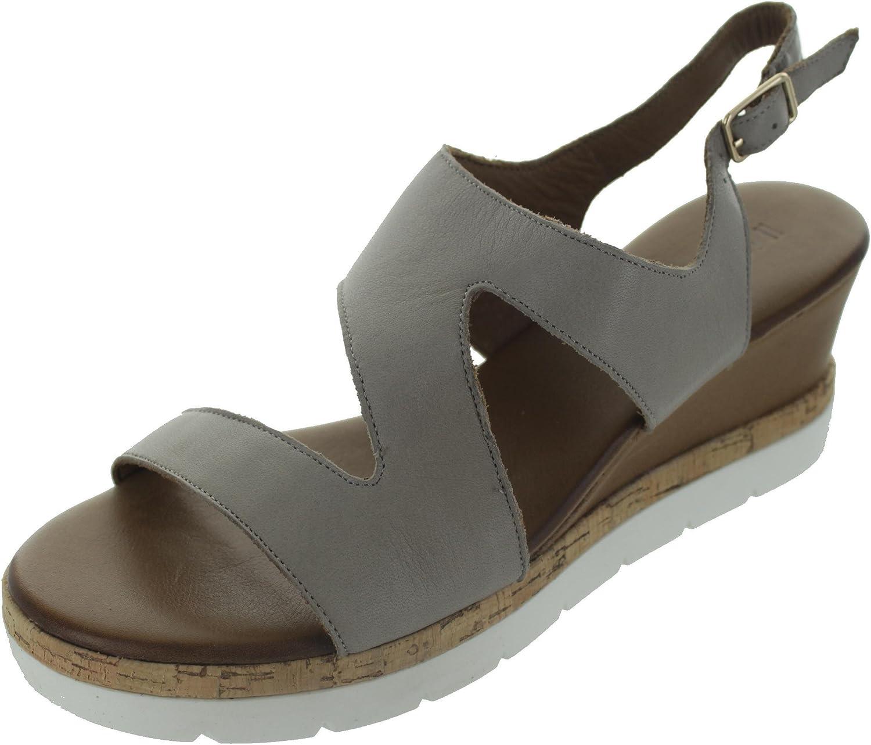 46d16df05b2 Inuovo Women s 9032 Platforms   Wedge Sandals Grey Size Not  FoundInuovoEU37UKfalse  Amazon.co.uk  Shoes   Bags