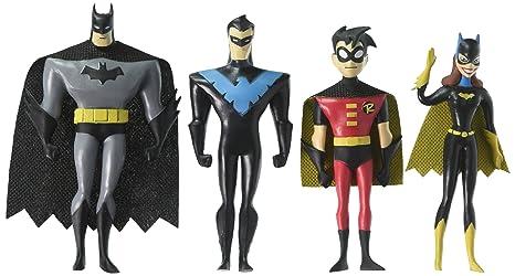 6ffff27732 Amazon.com  DC Comics Batman Adventures Bendable 6