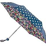 Cath Kidston Minilite Folding Umbrella - Smudge Spot - Double Sided