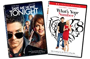 What's Your Number / Take Me Home Tonight (Two-Pack)