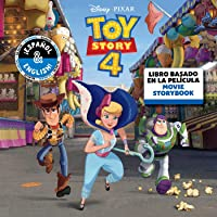 Disney/Pixar Toy Story 4: Movie Storybook/Libro Basado en la Película
