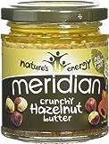Meridian Hazelnut Butter 170 g (Pack of 3)