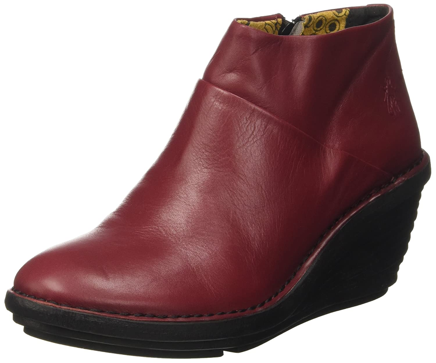 Fly London Sipi670fly, Botas para Mujer40 EU|Rojo (Cordoba Red)