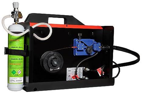 Proweltek PR1269 Soldadora inverter para soldadura MIG gas y sin gas ...