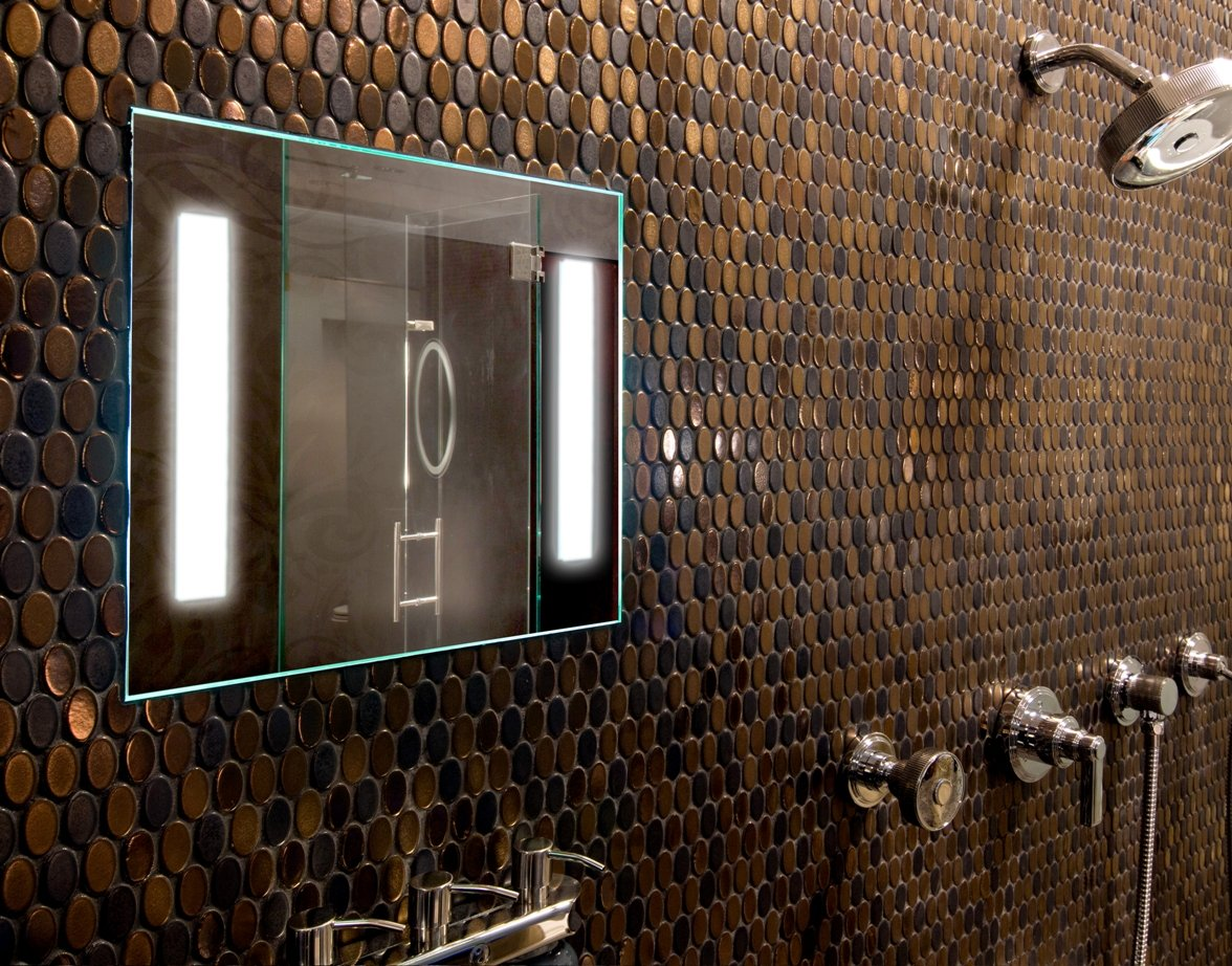 ClearMirror Showerlite (18x18) by ClearMirror (Image #3)