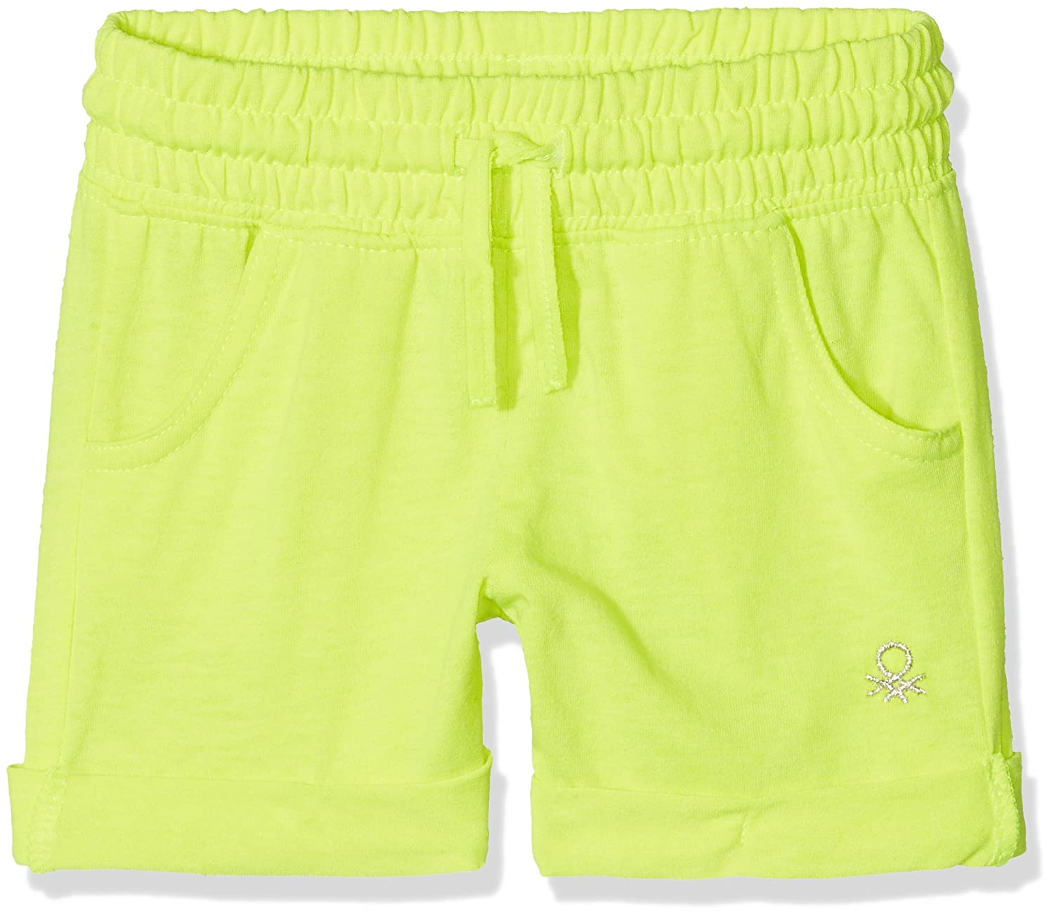United Colors of Benetton Shorts, Pantaloncini Bambina 3DDFI0711
