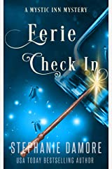 Eerie Check In: A Paranormal Cozy Mystery (Mystic Inn Mystery Book 2) Kindle Edition