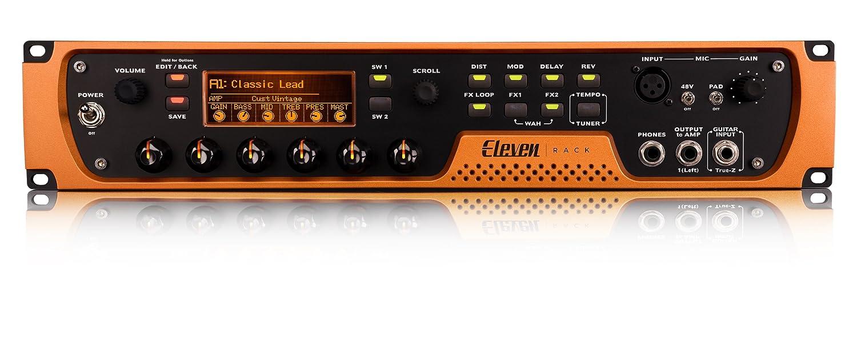 amazon com digidesign eleven rack guitar multi effects processor rh amazon com Eleven Rack Demos Eleven Rack Demos