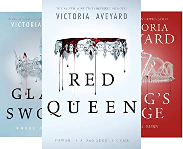 Red Queen ( book series) Kindle Edition