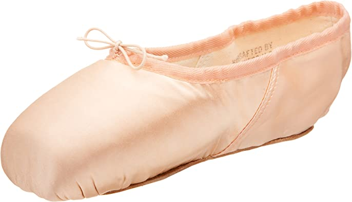 Ballet Various Sizes Capezio 176 Contempora Pointe Shoes Pink Satin