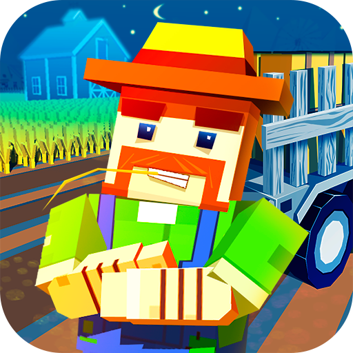 Heavy Grass Cutting And Farming Simulator - Haystack Harvesting Game