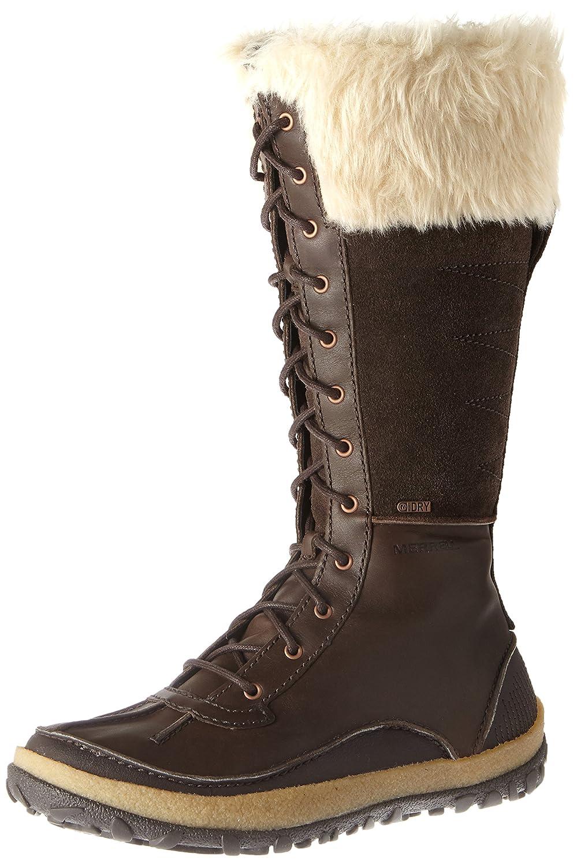 Merrell Women's Tremblant Tall Polar Waterproof Snow Boot B071761Q1P 10 B(M) US Espresso