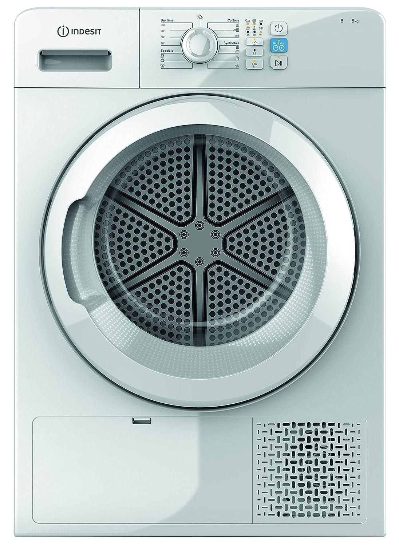 Secadora condensacion Indesit YTCM088BEU: 275.88: Amazon.es ...