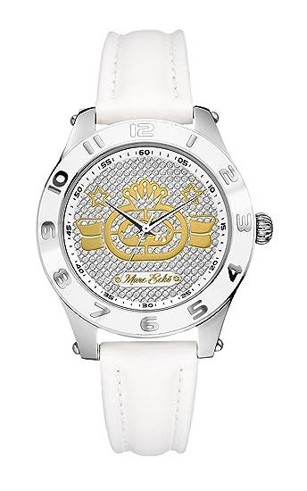Marc Ecko The Rollie E09502M2 - Reloj analógico de mujer de cuarzo: Amazon.es: Relojes