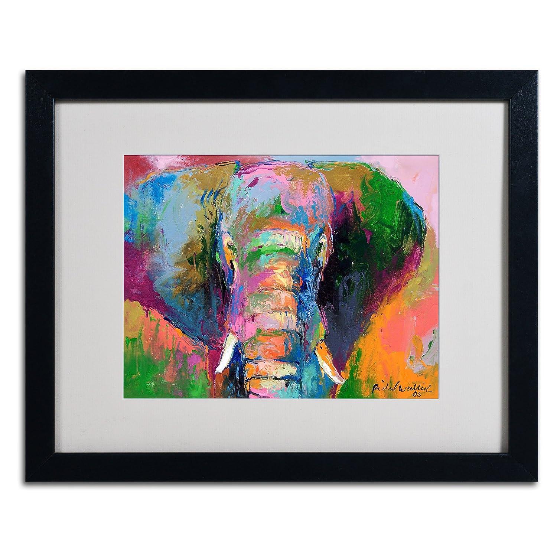 Amazon.de: Trademark Fine Art Markenzeichen Fine Art Elefant 2 ...