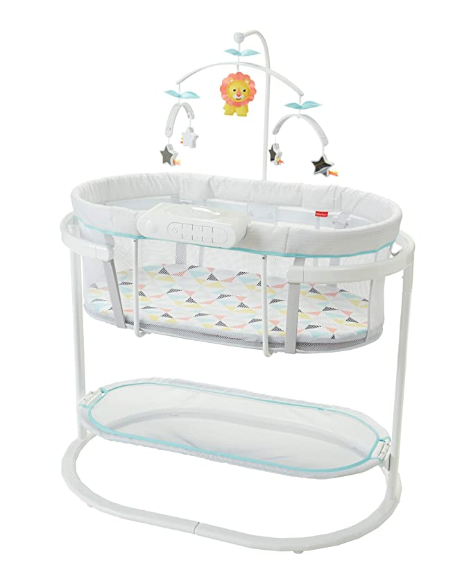 fisher-price Soothing Motions Bassinet Easy Assembly