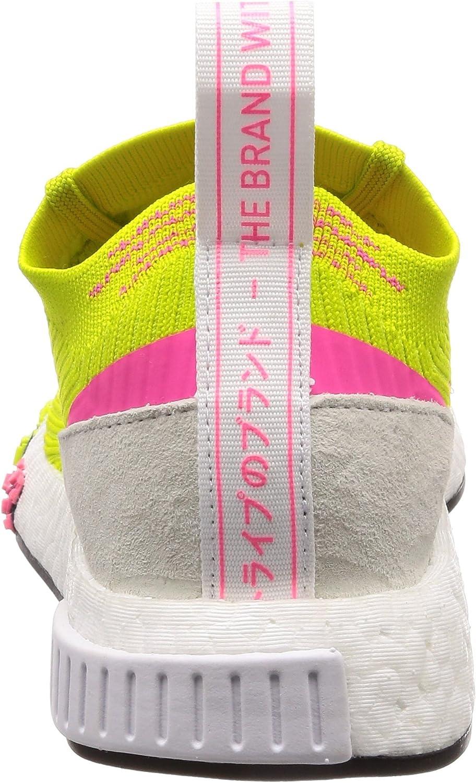 adidas Nmd_racer Pk W, Damen Gymnastikschuhe Mehrfarbig Seamso Ftwbla 000