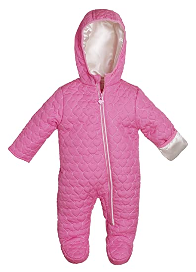 274583f60 Amazon.com  Wippette Infant Baby Girls Quilted Down Alternative ...