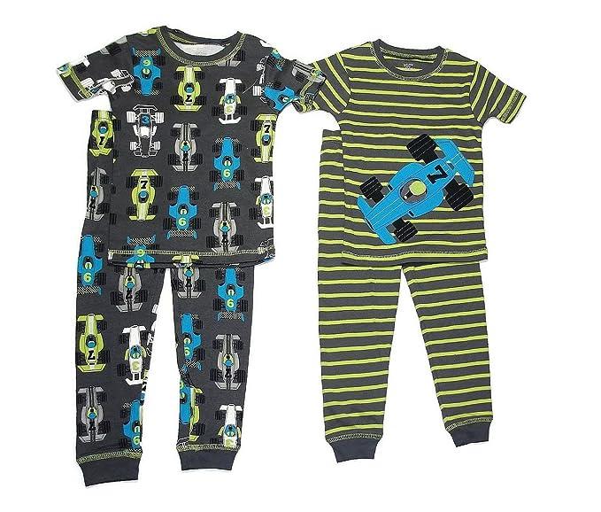 Amazon.com: Just One You bebé niño 4 piezas Juego de coche ...
